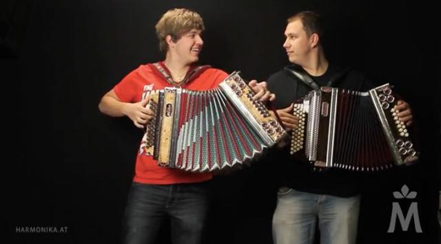 Thomas Koller und Andreas Mellunig
