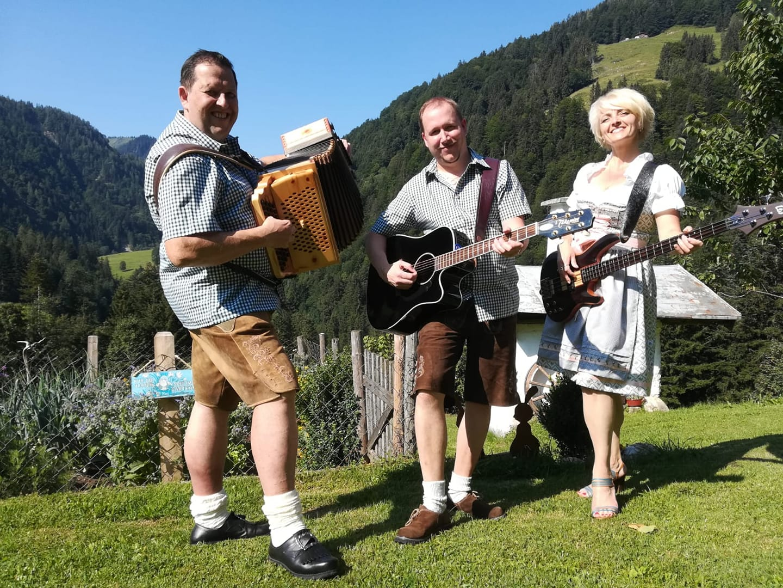 Die Hütten-Tiroler